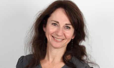 Radio-dramatist turned novelist Rachel Joyce