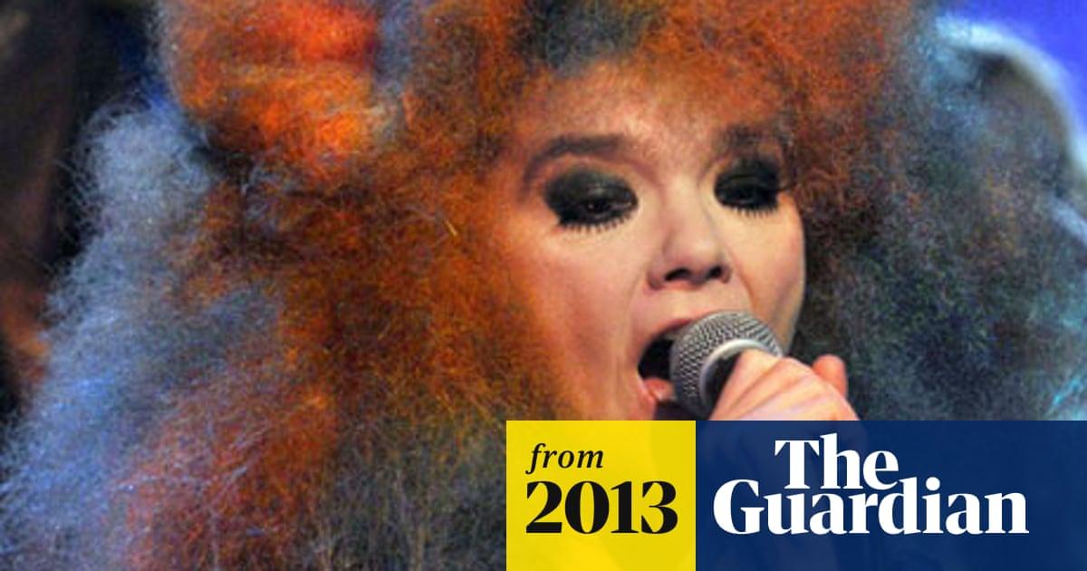 Björk launches Kickstarter campaign to fund Biophilia app