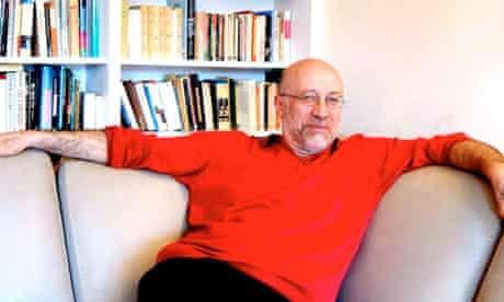 The late historian Tony Judt in Manhattan, 2008.