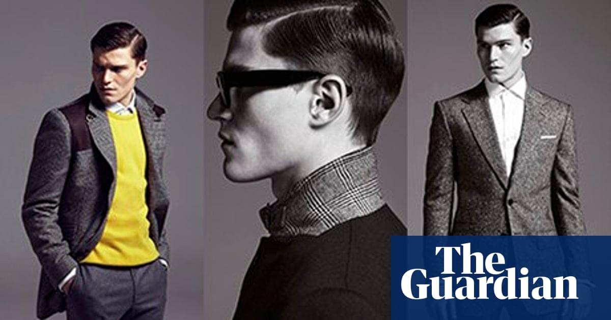 M S Best Of British Menswear Range Not Just A Suit Men S Suits The Guardian