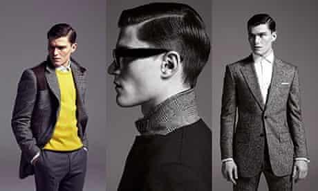 Marks & Spencer - Best of British menswear composite