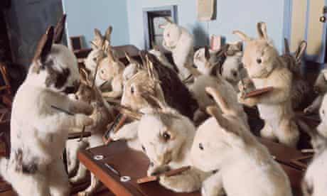 Walter Potter's stuffed animals
