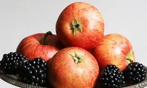 Apple blackberries