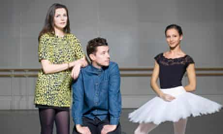 Comedian Aisling Bea, theatre director Sam Yates and dancer Francesca Hayward