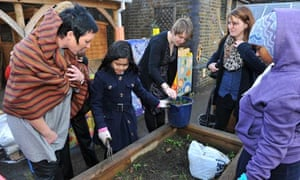 The OPEN FUTURES FOUNDATION's visit to Manor Primary School, Stratford