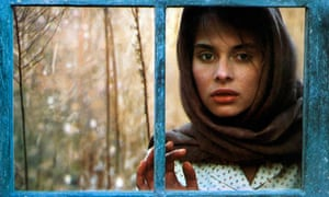 Nastassja Kinski as country girl Tess.