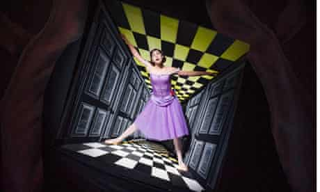 Alice's Adventures In Wonderland by The Royal Ballet, currently at the Royal Opera House
