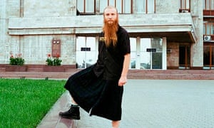 Sacha Kurmaz's diaristic images of Ukrainian outsiders