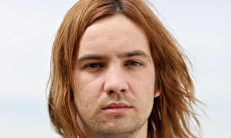 Kevin Parker of Tame Impala