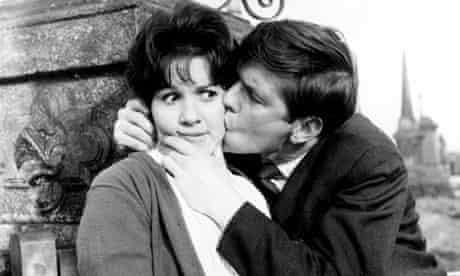Helen Fraser and Tom Courtenay in Billy Liar (1963).