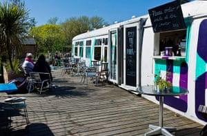 Restaurants: The Deptford Project Cafe