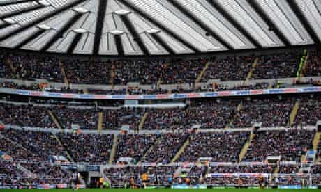 Newcastle United's Sports Direct Arena