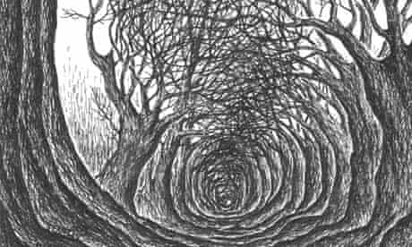 Illustration from Holloway by Stanley Donwood.
