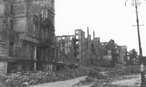 Postwar Hamburg