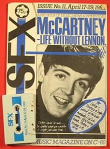 SFX Cassette magazine