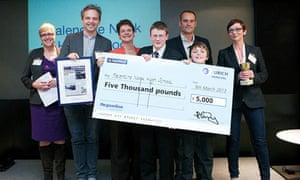 School we'd like secondary winners Salendine Nook