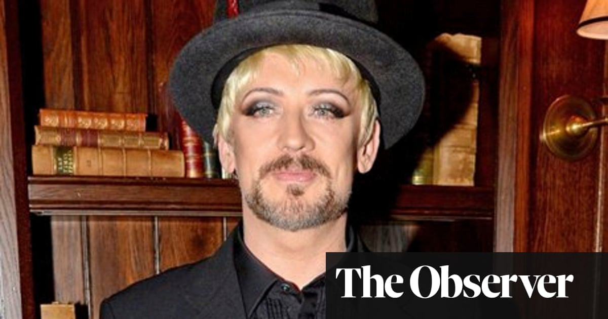 2a55d0362eba80 Boy George: soundtrack of my life | Music | The Guardian