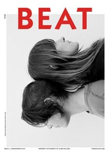 Music quarterly Beat, which launched in 2010.