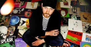 Gareth Goddard, vinyl collector