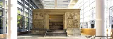 The Ara Pacis Museum