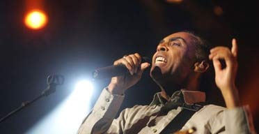 Gilberto Gil performing in August 2005