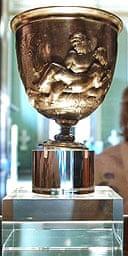 The Warren Cup, British Museum