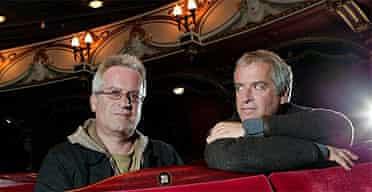 Christopher and David Alden