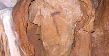 Cave art, France