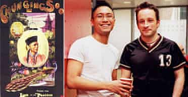 Chung Ling Soo creators Ray Liu and Lee Warren