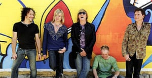 Sarah Dempster: How Def Leppard became hip again | Music | The Guardian