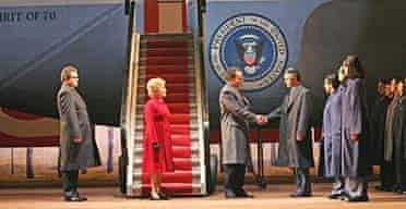 Nixon in China, Coliseum, London