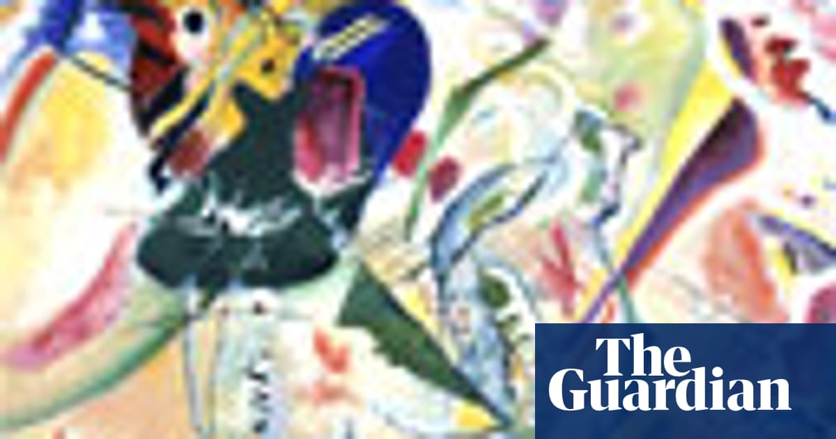 Wassily Kandinsky: the painter of sound and vision | Art and