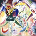 Wassily Kandinsky's Improvisation 35, 1914
