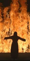 Fire Woman, 2005 by Bill Viola