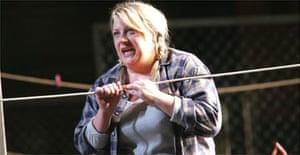 Lisa Milne as Marzelline in Fidelio, Glyndebourne July 2005