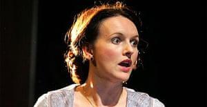 Dervla Kirwan as Bertha in Exiles