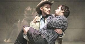 Midnight Cowboy, Assembly theatre, Edinburgh