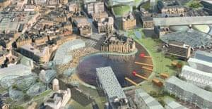 Will Alsop's design for Bradford