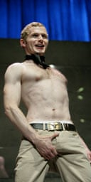 Tim Fountain's adaptation of Midnight Cowboy, Edinburgh