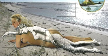Agnes Varda's La Grande Carte Postale or Souvenir de Noirmoutier