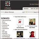 eMusic screengrab