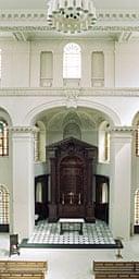 Hawksmoor's Bloomsbury church