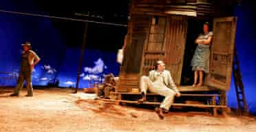 A Moon for the Misbegotten, Old Vic, London