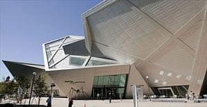 Daniel Liebeskind's Denver Museum of Art