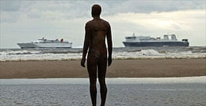 Another Place, by Antony Gormley