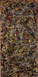Number 5, 1948, by Jackson Pollock