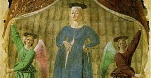 The Madonna del Parto, by Piero della Francesca