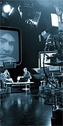 James Mossmann, The Reporter, by Nicholas Wright, at the National Theatre, February