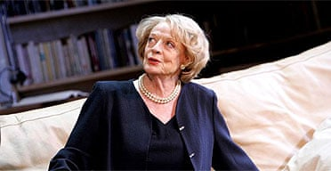 Maggie Smith in Edward Albee's The Lady from Dubuque, London, March 2007