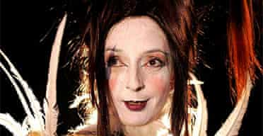 Sally Mortemore in Gormenghast, Battersea Arts Centre